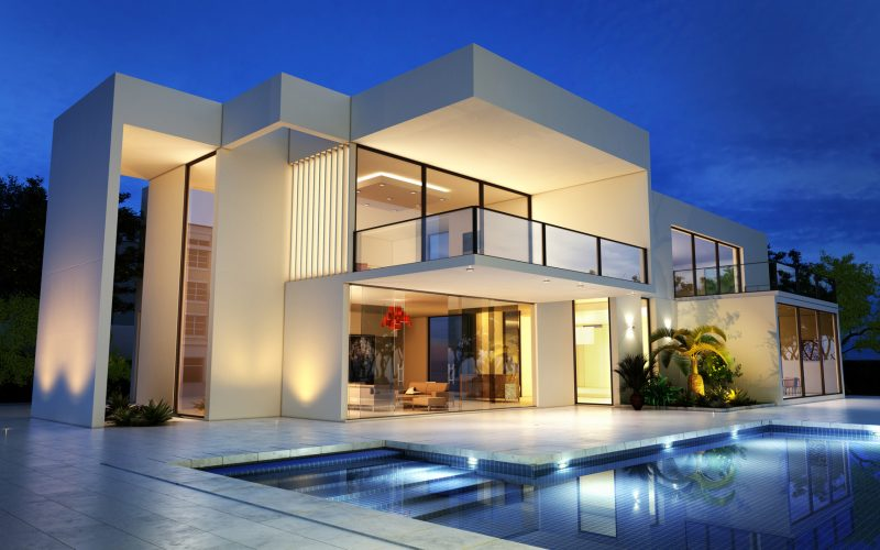 Modern house A7
